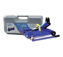 Домкрат AUTOVIRAZH AV-076002 гидравл. подкатной 2т +кейс (синий) | интернет-магазин TOPSTO