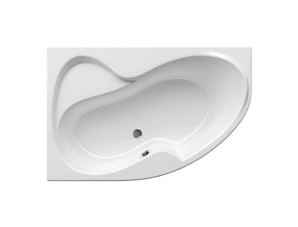 Ванна RAVAK Rosa II (CK21000000) 150х105 левая белая | интернет-магазин TOPSTO