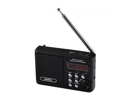 Радиоприемник PERFEO Sound Ranger PF-SV922 черный | интернет-магазин TOPSTO