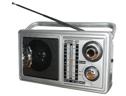 Радиоприемник ЭФИР 07 Радиоприемник | интернет-магазин TOPSTO