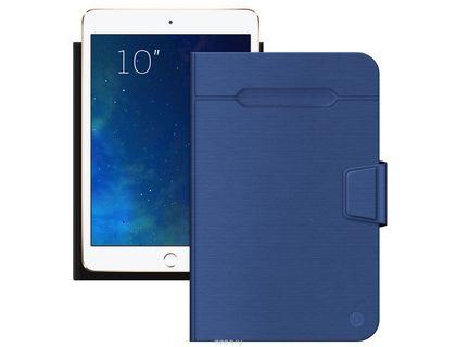 Чехол-подставка для планшетов Wallet Fold 10'', синий, Deppa   интернет-магазин TOPSTO