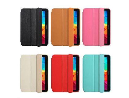 Чехол Smart Case для SAMSUNG T715 Galaxy Tab S2 8.0, арт.007669 (Розовый)   интернет-магазин TOPSTO