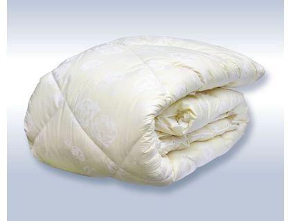 ЮТА-ТЕКС 0151 Одеяло лебяжий пух тик/сатин 1,5-сп. 150х205 | интернет-магазин TOPSTO