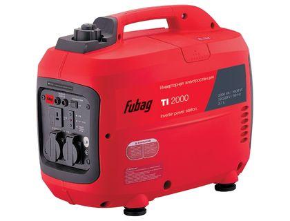 Генератор бензиновый цифровой (инвертер) Fubag TI2000   интернет-магазин TOPSTO