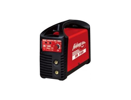 Сварочный аппарат инвертор Fubag IR 160 160А/5кг/1,6-4мм/220В/маска сварщика Optima 11   интернет-магазин TOPSTO