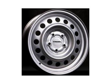 Диски TREBL 64G48L 6x15 5x139.7 ET48 D98.6 (Silver) | интернет-магазин TOPSTO