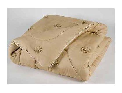 ЮТА-ТЕКС 0978 Одеяло верблюжья шерсть облегченное тик/сатин 1,5-сп. 150х205   интернет-магазин TOPSTO