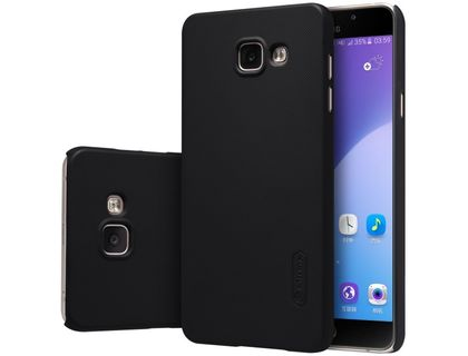 Чехол Nillkin Matte для SAMSUNG A710F Galaxy A7(2016) (+ пленка) (Черный) | интернет-магазин TOPSTO