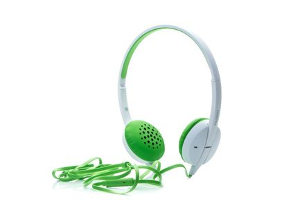Наушники HARPER HN-300 GREEN   интернет-магазин TOPSTO