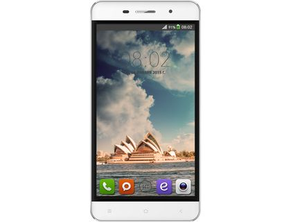 Телефон BQ 5009 Sydney Gold | интернет-магазин TOPSTO