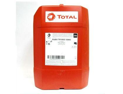 Масло TOTAL Rubia TIR 8900 10W40 (20л) (17818) | интернет-магазин TOPSTO