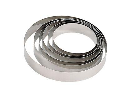 Кольцо кондитерское METAL CRAFT PW-I C 16 диаметр 16 см | интернет-магазин TOPSTO
