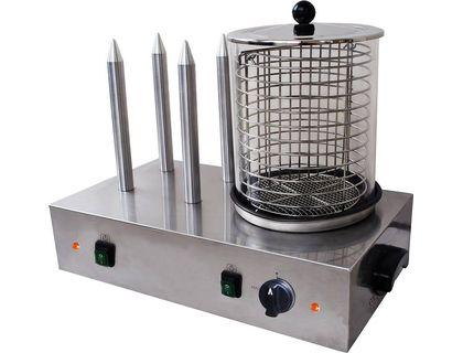 Аппарат для приготовления хот-догов EKSI HHD-1 | интернет-магазин TOPSTO