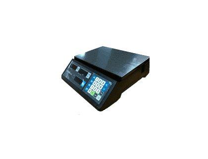 Весы электронные торговые CAS ER JR-6 CB BLACK BODY | интернет-магазин TOPSTO