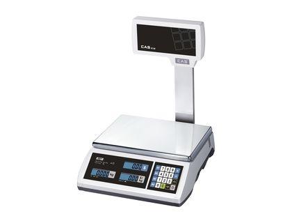 Весы электронные торговые CAS ER JR-6CBU | интернет-магазин TOPSTO
