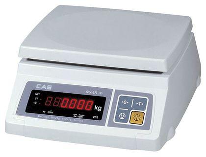 Весы электронные порционные CAS SWII-5 | интернет-магазин TOPSTO