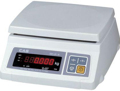 Весы электронные порционные CAS SWII-2   интернет-магазин TOPSTO