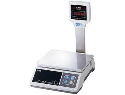 Весы электронные порционные CAS SWII-10P | интернет-магазин TOPSTO