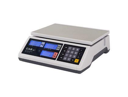 Весы электронные торговые CAS ER JR-6CB | интернет-магазин TOPSTO