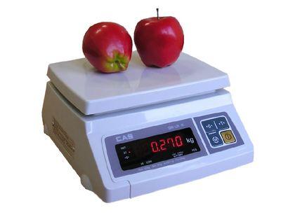 Весы электронные порционные CAS SWII-10 | интернет-магазин TOPSTO