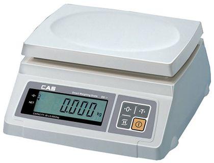 Весы электронные порционные CAS SW-10 | интернет-магазин TOPSTO