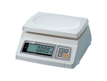 Весы электронные порционные CAS SW-2 (DD) | интернет-магазин TOPSTO