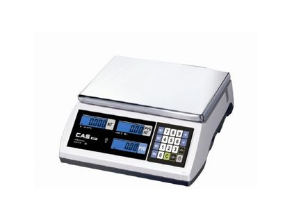 Весы электронные торговые CAS ER JR-30CB | интернет-магазин TOPSTO