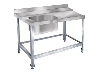 Стол для грязной посуды ITERMA 430 СБ-361/1300/700 ТПММ/М   интернет-магазин TOPSTO