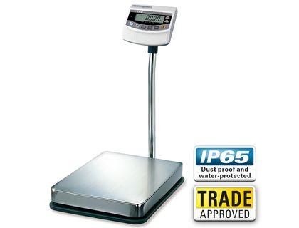 Весы электронные товарные CAS BW-500RB | интернет-магазин TOPSTO