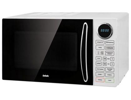 Микроволновая печь BBK 23MWG-930S/BW/RU | интернет-магазин TOPSTO