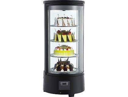 Витрина холодильная COOLEQ CW-72 | интернет-магазин TOPSTO