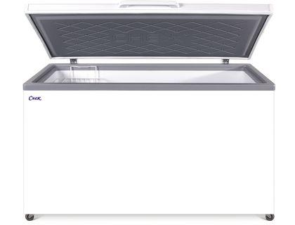Ларь морозильный с белой крыш СНЕЖ МЛК 500 | интернет-магазин TOPSTO