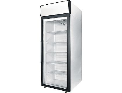 Шкаф холодильный со стеклом POLAIR DM105-S   интернет-магазин TOPSTO