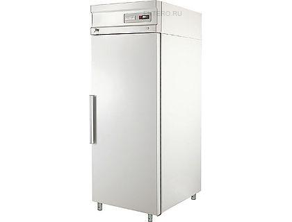 Шкаф морозильный с глухой дверью POLAIR CB105-S | интернет-магазин TOPSTO