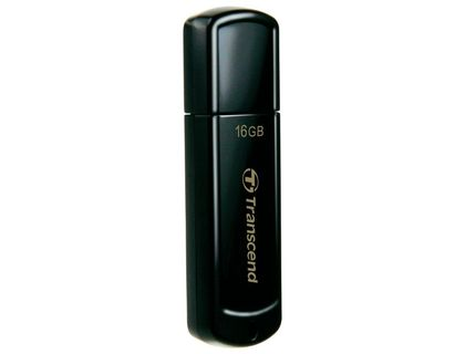 Флеш память Transcend JetFlash 350 16G USB2.0 | интернет-магазин TOPSTO