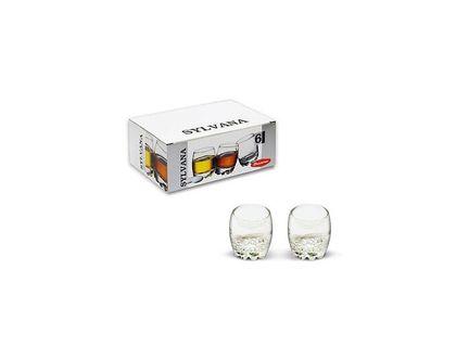 Набор стаканов Pasabahce Сильвана 6 шт 80 мл водка 42244B   интернет-магазин TOPSTO