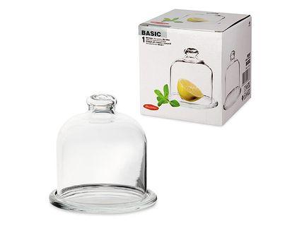 Блюдо Pasabahce БЕЙЗИК для лимона с крышкой 100 мм 98397B | интернет-магазин TOPSTO