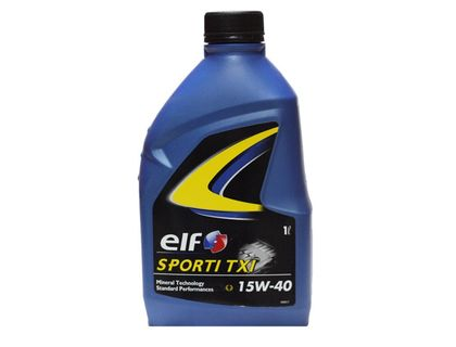 Масло ELF Sporti 15W-40 TXI 1 л | интернет-магазин TOPSTO