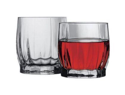 Набор стаканов Pasabahce Данс 6 шт 290 мл 42865/ | интернет-магазин TOPSTO