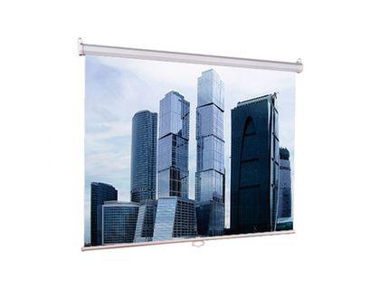 Экран настенный Lumien Eco Picture 150х150 см Matte White (LEP-100101)   интернет-магазин TOPSTO