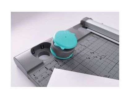 Резак роликовый Kw-Trio 13939 формат А4 металл база 4 ножа встр обрезчик угла | интернет-магазин TOPSTO