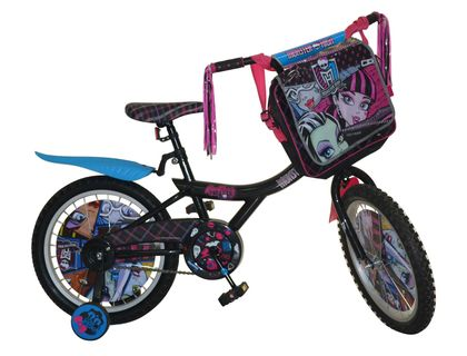 Велосипед 18д.Navigator Monster High MH ВН18060 | интернет-магазин TOPSTO