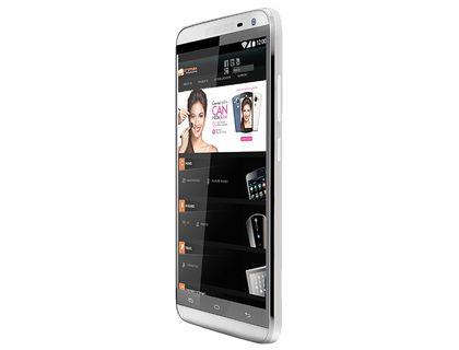 Телефон Micromax AQ5001 Canvas Power Silver | интернет-магазин TOPSTO