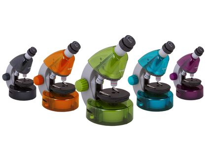 Микроскоп Levenhuk LabZZ M101 Amethyst | интернет-магазин TOPSTO