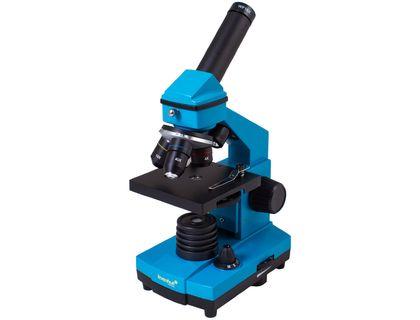 Микроскоп Levenhuk Rainbow 2L PLUS Azure | интернет-магазин TOPSTO