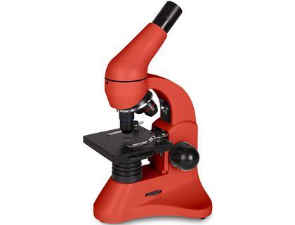 Микроскоп Levenhuk Rainbow 50L PLUS Orange | интернет-магазин TOPSTO