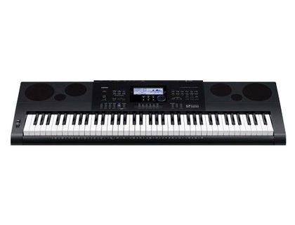 Синтезатор CASIO WK-6600 76клав. черный | интернет-магазин TOPSTO