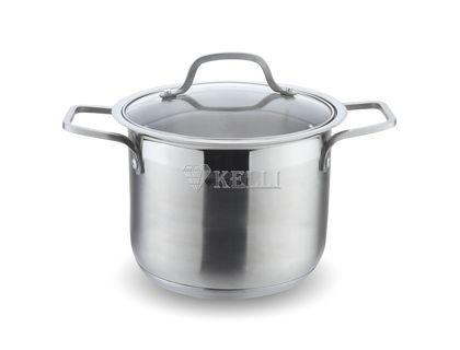 Кастрюля KELLI KL-4227 17,5 л | интернет-магазин TOPSTO