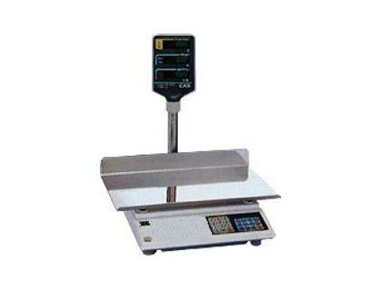 Весы электронные торговые CAS AP-15M BT | интернет-магазин TOPSTO