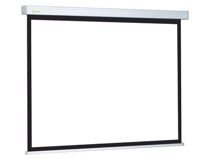 Экран Cactus 150х150см Wallscreen CS-PSW-150x150 1:1 настенно-потолочный рулонный | интернет-магазин TOPSTO